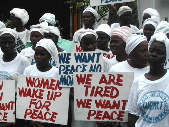 The persistent widows of Liberia – Sanctuary